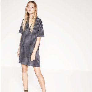 NWT Zara Stripped Dress